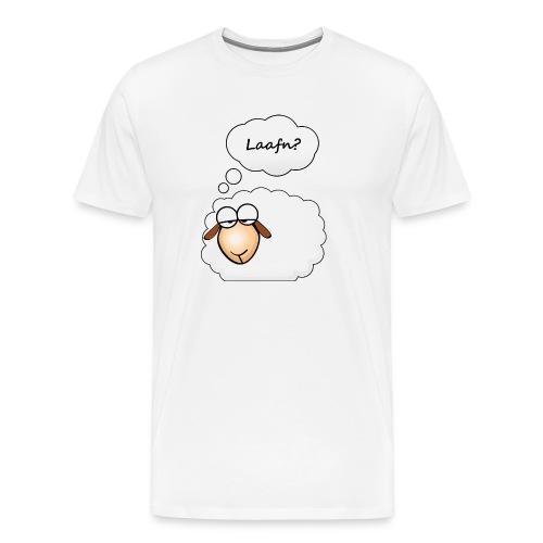 Schlafschaf Määähndy - Männer Premium T-Shirt