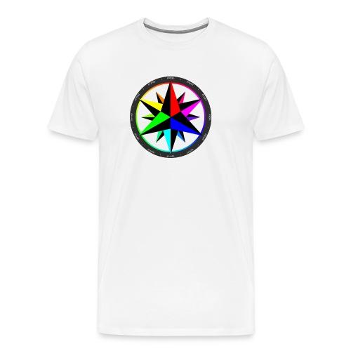 ColorCompass - Men's Premium T-Shirt