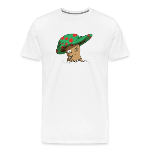 CHAMPIGNON - T-shirt Premium Homme