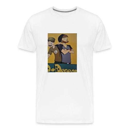 NigRoll - Männer Premium T-Shirt