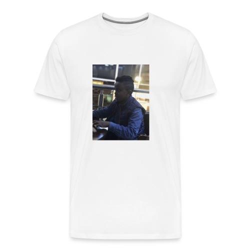 Yafet Takele - Premium T-skjorte for menn