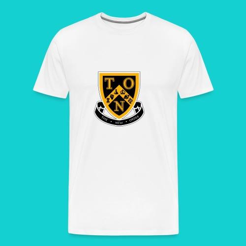 TNO logo - Men's Premium T-Shirt