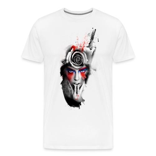 Passionrose - Maglietta Premium da uomo
