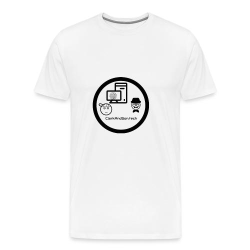 ClarkAndSon - Men's Premium T-Shirt