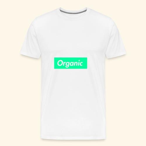 ORGANIC OFFICIAL MERCHANDISE - Men's Premium T-Shirt
