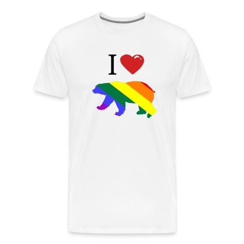 rainbowbear400 - Men's Premium T-Shirt