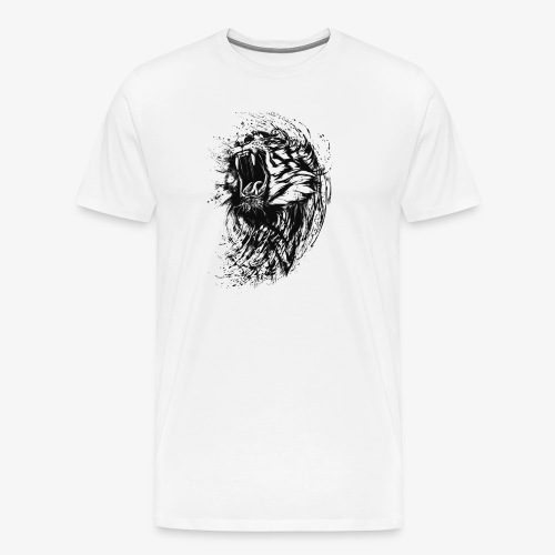 Black Tiger 2028215 1280 - Männer Premium T-Shirt