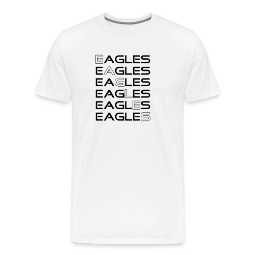 Eagles Design - Men's Premium T-Shirt