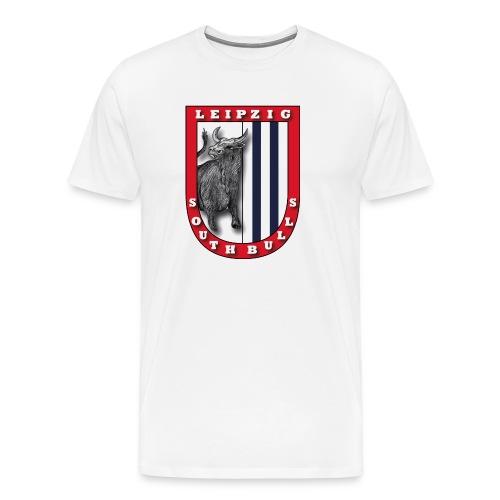 Wappen South Bulls png - Männer Premium T-Shirt