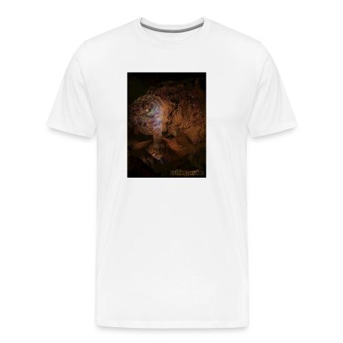 Cutting cube deluxe - Camiseta premium hombre