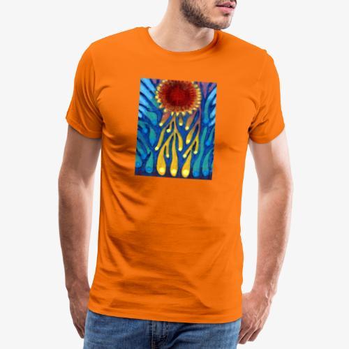 Chore Słońce - Koszulka męska Premium