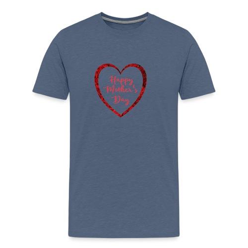 Muttertag - Männer Premium T-Shirt