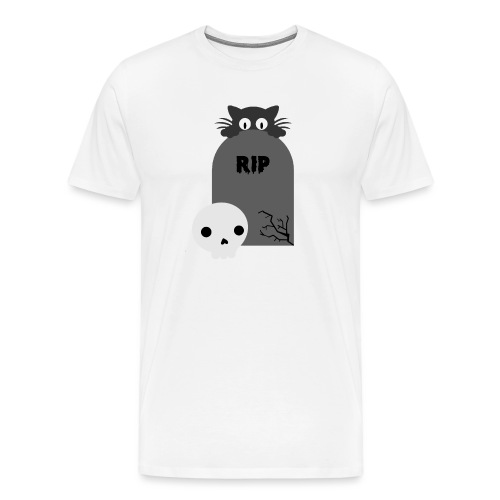 Dark But Cute - Men's Premium T-Shirt