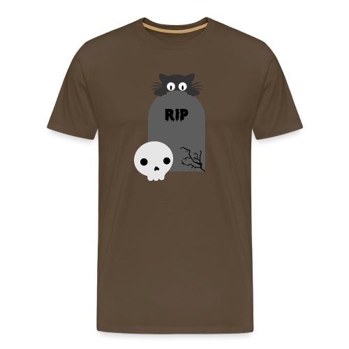 Dark But Cute - Men's Premium T-Shirt