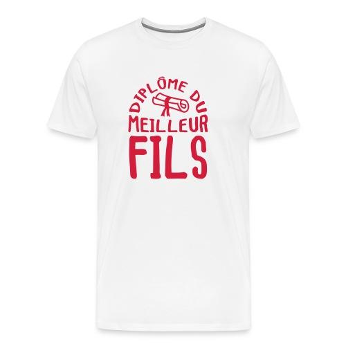 Fils / Fille / Petit-Fils / Petite-Fille - T-shirt Premium Homme