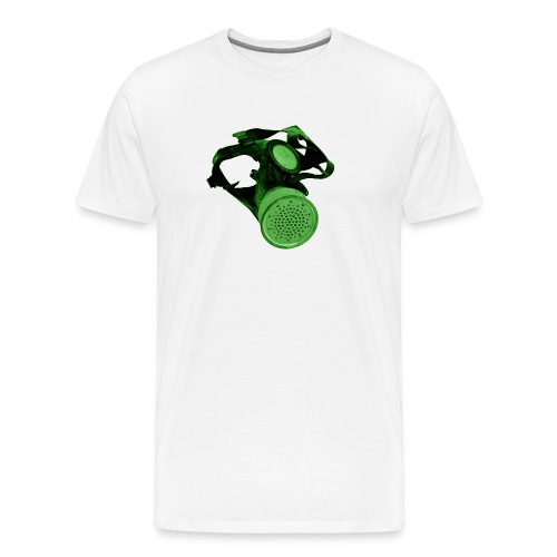 gas shield - Men's Premium T-Shirt