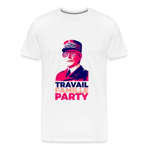 Alt-Nationalisme - T-shirt Premium Homme