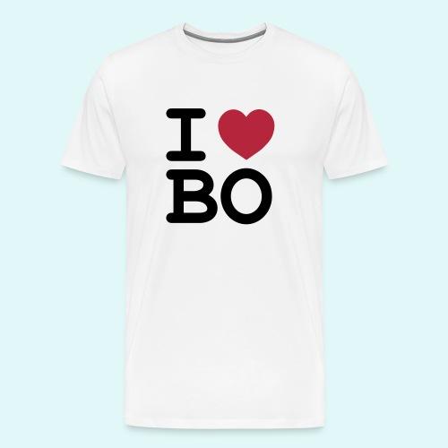 ilovebo - Männer Premium T-Shirt