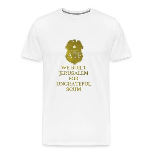 atf - Men's Premium T-Shirt