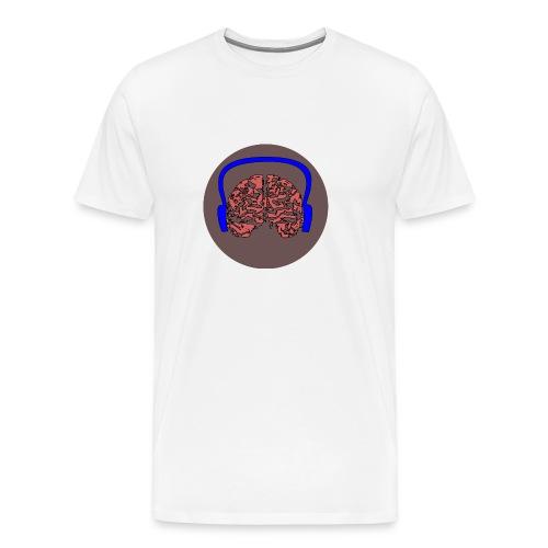 braindj1 - Men's Premium T-Shirt
