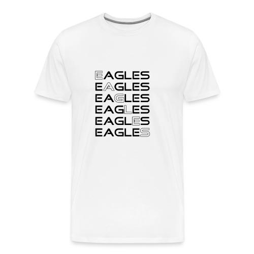 Eagles Design - Men's Premium T-Shirt