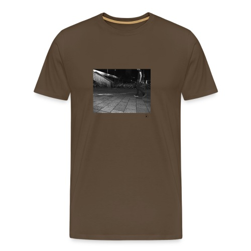 what - Men's Premium T-Shirt