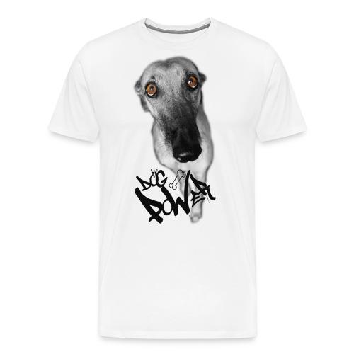 dog power - Maglietta Premium da uomo