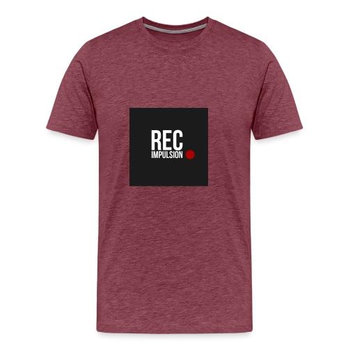 REC - T-shirt Premium Homme
