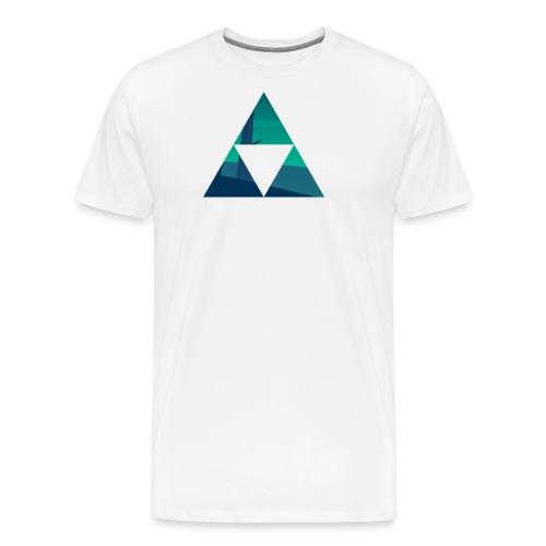 Triforce - T-shirt Premium Homme