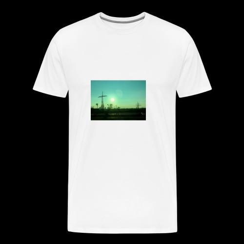 pollution - Mannen Premium T-shirt