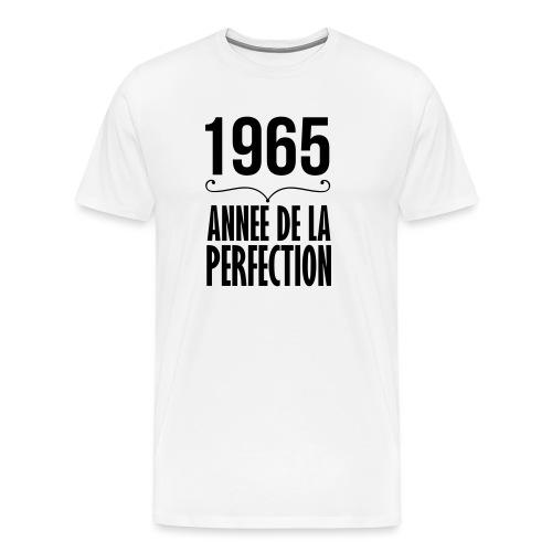 1965 année perfection - T-shirt Premium Homme