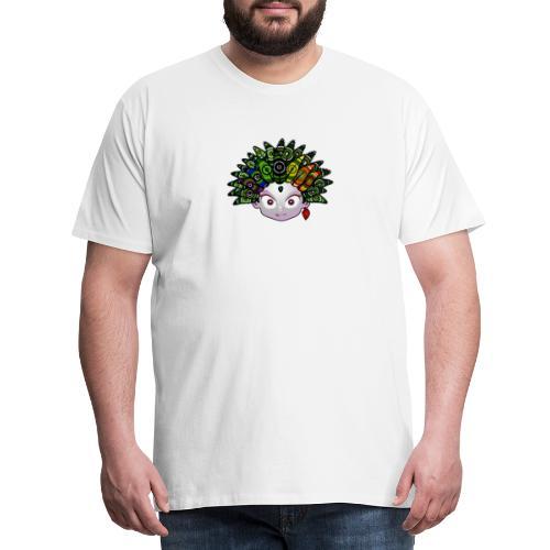 BIG ALOE - Maglietta Premium da uomo
