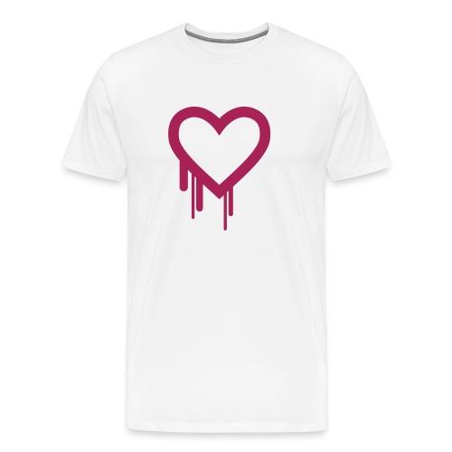 Herzblut - Männer Premium T-Shirt
