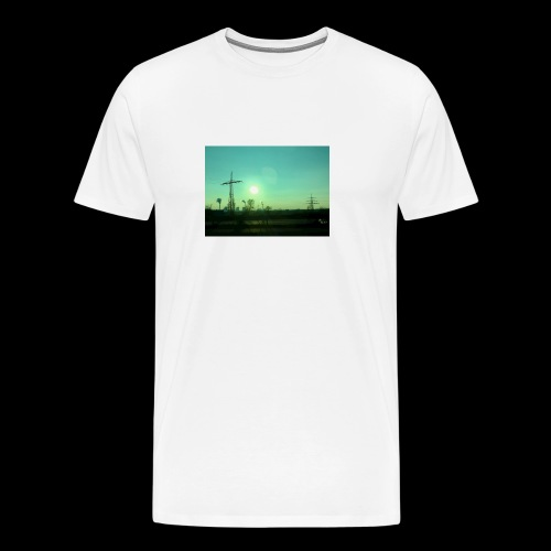 pollution - Mannen Premium T-shirt