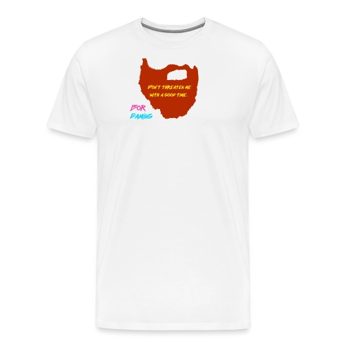 pryor beard - Men's Premium T-Shirt