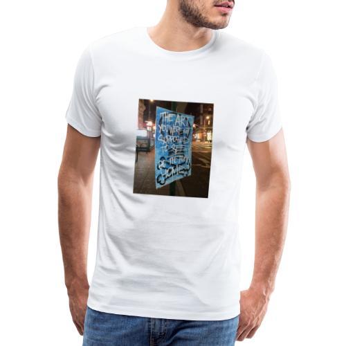 POLO K_T_M LA_FAMIGLIA X iorestoacasaArtistiUniti - Maglietta Premium da uomo