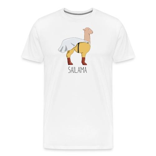 lama15 - T-shirt Premium Homme