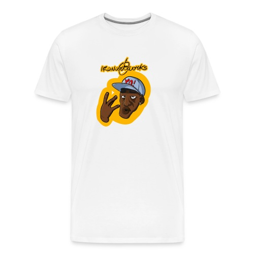 Nigga Rap - Maglietta Premium da uomo