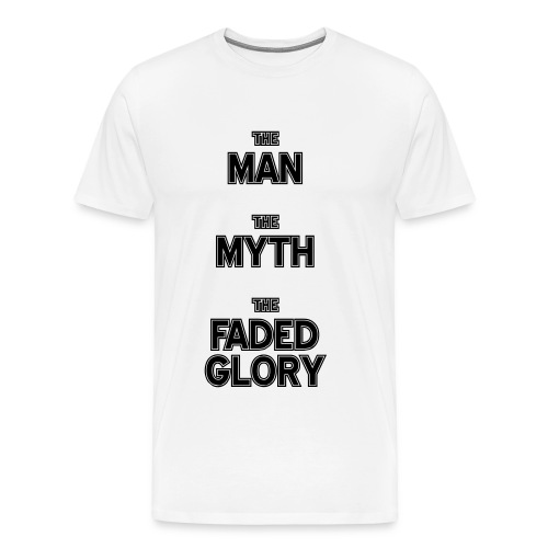 The Myth - Mannen Premium T-shirt