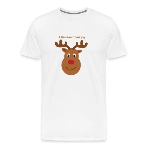Isles of Rudolph - Men's Premium T-Shirt