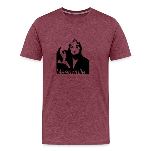 Laura Palmer meanwhile... - Maglietta Premium da uomo
