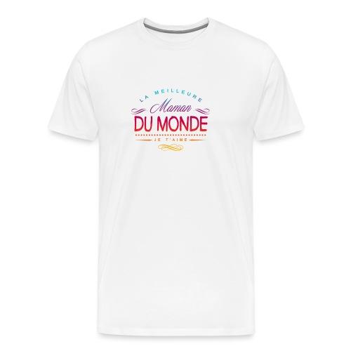 meilleure-maman-du-monde - T-shirt Premium Homme