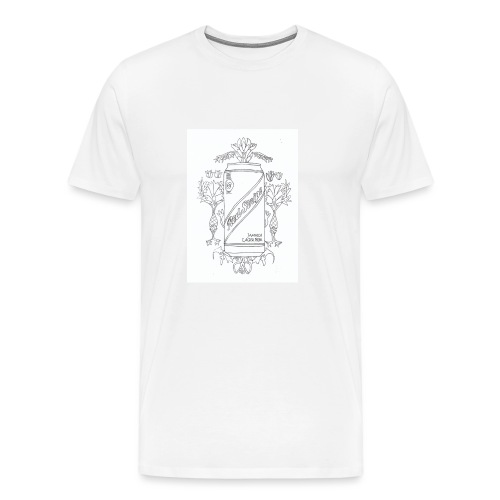 Red Stripe - Men's Premium T-Shirt
