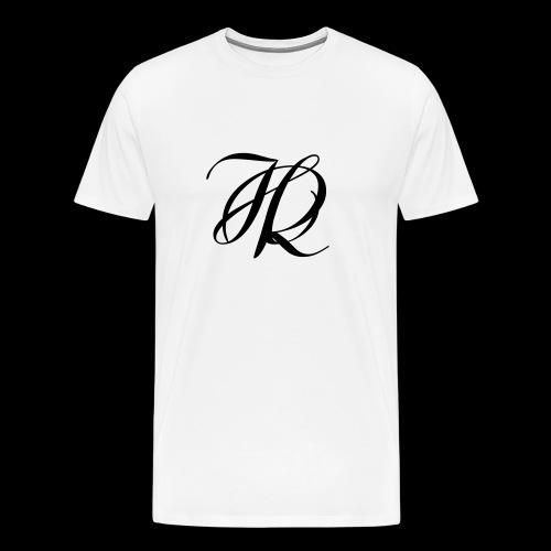 Rick Logo Black - Männer Premium T-Shirt