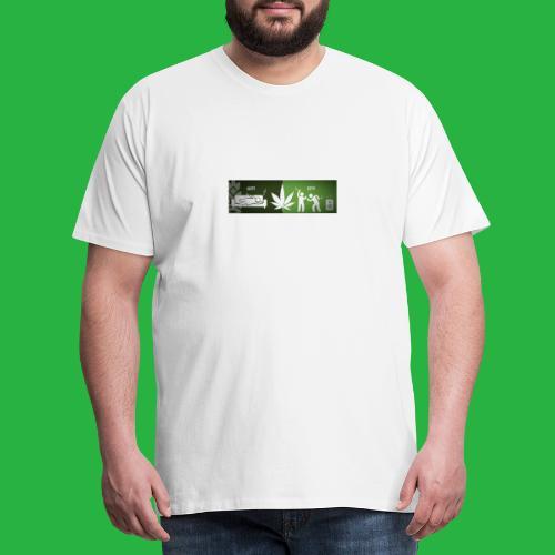 Indica Sativa effect - Männer Premium T-Shirt