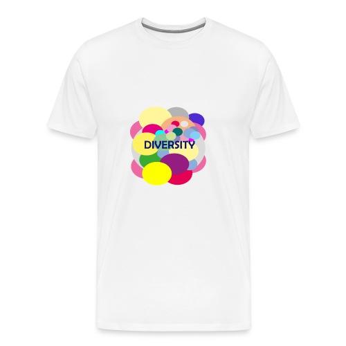 diversity - Männer Premium T-Shirt