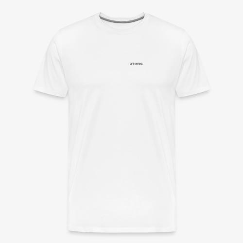 UNIVERSE BRAND SPONSOR - Maglietta Premium da uomo