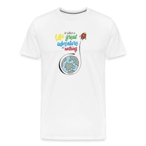 YAAKH DESIGNS - T-shirt Premium Homme