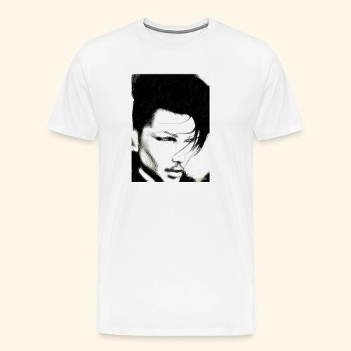 AngelWingsArt - Männer Premium T-Shirt