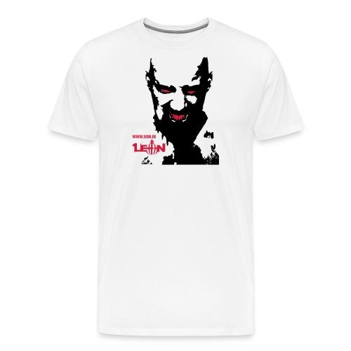 Leon rot 100 svg - Men's Premium T-Shirt